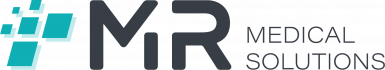 MR - Logo black